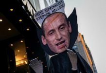 white nationalist Stephen Miller