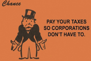 corporate tax reform