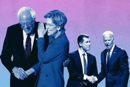 Democratic party presidential primary