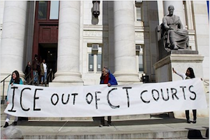 ICE out of courts