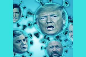 Trump coronavirus lies