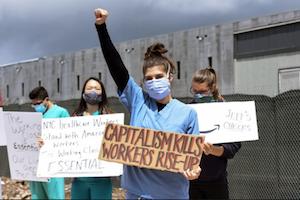 mayday protests