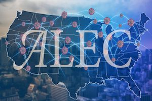 ALEC reopening protests