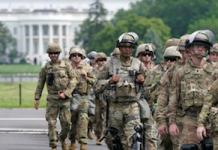 militarized response