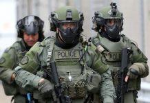 drug war police violence