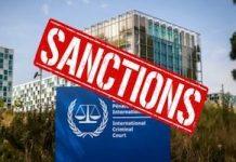 ICC sanctions