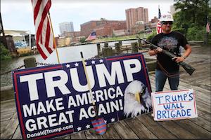 Trump cult