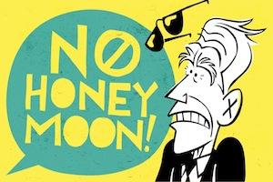 no honeymoon for biden