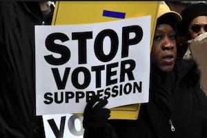 votersuppression