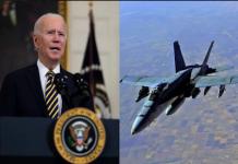 Biden Syria airstrike