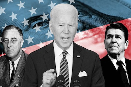 Biden End of Reaganism