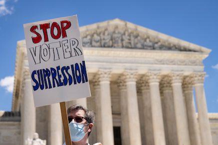 SCOTUS Voting Rights Act