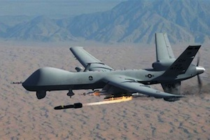 afghan war drones